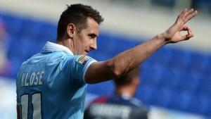 Palermo-Lazio 0-3, pagelle-highlights-video gol: Klose top