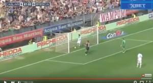 Cagliari-Brescia 6-0, highlights-video gol Serie B_2