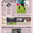 Calciomercato Juventus, Berardi arriva. Morata resta?
