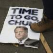 YOUTUBE Londra, proteste anti Cameron: migliaia per strada3