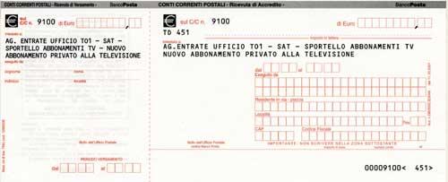 Canone rai compilazione esenzione guida e casi particolari - Abbonamento rai pagamento ...