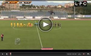 Carrarese-Lupa Roma Sportube: streaming diretta live