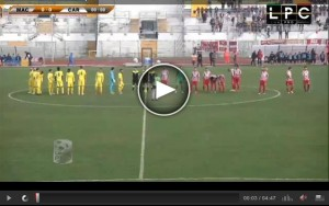 Carrarese-Maceratese Sportube: streaming diretta live