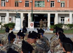 Caserta: la caserma dello spaccio, 4 bersaglieri arrestati