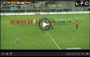 Catanzaro-Monopoli Sportube: streaming diretta live