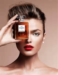 Una pubblicità di Chanel
