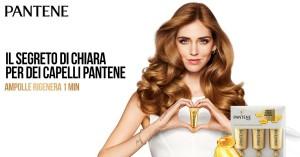 """Chiara Ferragni e Pantene, su Facebook: """"Ha i capelli unti"""""""