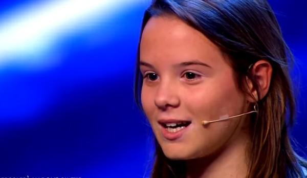 YouTube Italia's got talent: Chiara e monologo su Impastato5
