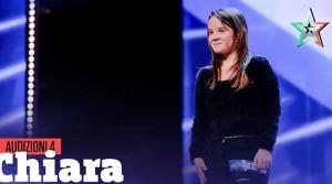 YouTube Italia's got talent: Chiara e monologo su Impastato
