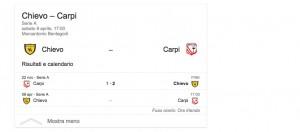 Chievo-Carpi streaming-diretta tv, dove vedere Serie A
