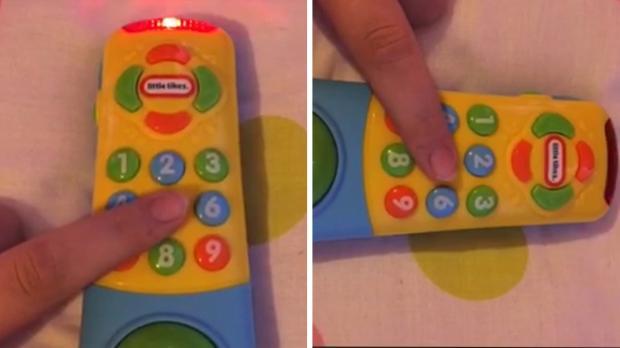 YOUTUBE Il giocattolo per bambini che dice parolacce05