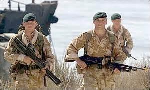 Guarda la versione ingrandita di Commando britannici