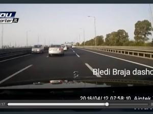 Auto contromano sulla Roma-Fiumicino: schianto frontale