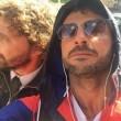 Le Iene, Fabrizio Corona non risponde a Filippo Roma VIDEO