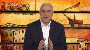 """VIDEO Crozza: """"Renzi difende ministre come zio Michele"""""""