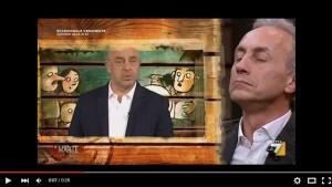 "YOUTUBE Maurizio Crozza: ""Gianroberto Casaleggio su iCloud"""