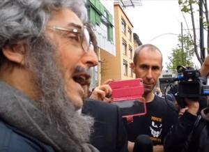 YOUTUBE Giuseppe Cruciani infiltrato tra animalisti ma...