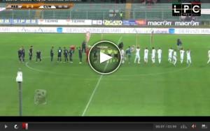 Cuneo-Padova: streaming diretta live su Blitz