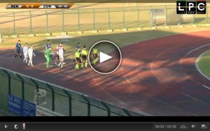 Cuneo-Renate Sportube: streaming diretta live