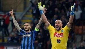 Inter torna a sognare la Champions, Napoli addio scudetto
