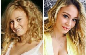 Diletta Leotta, prima e dopo nella foto pubblicate da Dagospia