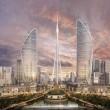 Dubai come Babele, grattacielo e giardini pensili a 1.700 m 3