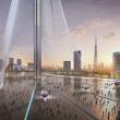 Dubai come Babele, grattacielo e giardini pensili a 1.700 m