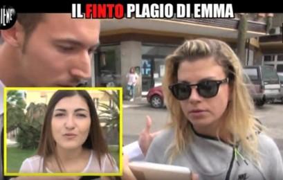 Le Iene, Emma Marrone e scherzo finto plagio Occhi profondi