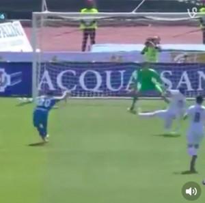 Empoli-Fiorentina, video gol Manuel Pucciarelli