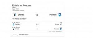 Entella-Pescara, streaming-diretta tv: dove vedere Serie B