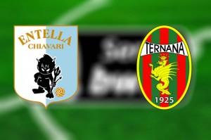 Entella-Ternana streaming-diretta tv, dove vedere Serie B
