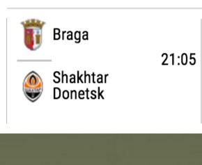 Braga-Shakhtar, streaming diretta tv: dove vedere Europa
