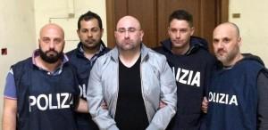 Camorra, arrestato Manganiello. Guardava Napoli con amante