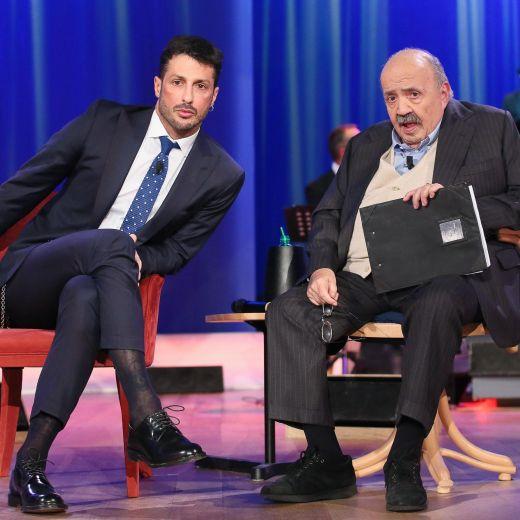 """Fabrizio Corona al Maurizio Costanzo Show: """"Con la droga...""""4"""