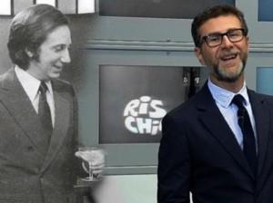 Fabio Fazio e i dolci inganni del Rischiatutto