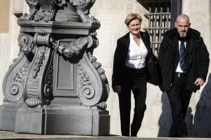"""Federica Guidi dai giudici: """"Mi dicono che sono parte lesa"""""""