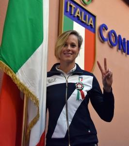 Olimpiadi Rio 2016, Federica Pellegrini portabandiera Italia_7