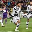 Fiorentina-Juventus 1-2: foto-pagelle-highlights. Morata gol_9