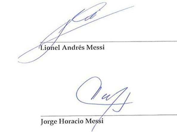 "Panama Papers, Lionel Messi: ""Firmo dove mi dice papà"" 2"