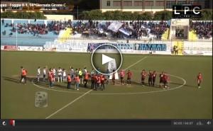 Foggia-Akragas Sportube: streaming diretta live