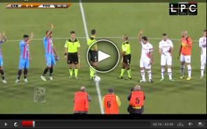 Foggia-Catania Sportube: streaming diretta live su Blitz