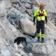 Colonnata: frana a cava marmo Carrara, un morto, un disperso3
