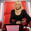 The Voice, Raffaella Carrà elimina moglie di Michele Placido01