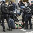 Francia: no riforma lavoro, scontri: auto lusso a fuoco3