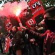 Francia: no riforma lavoro, scontri: auto lusso a fuoco14