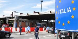 Frontiere, ecco quanto costerebbe chiuderle in Europa