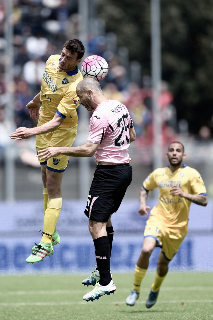 Frosinone-Palermo 0-2 foto pagelle highlights_8
