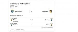 Frosinone-Palermo, streaming e diretta tv: dove vedere Serie A