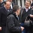 Cesare Maldini, FOTO funerali. Seedorf, Sheva, Berlusconi...6