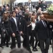 Cesare Maldini, FOTO funerali. Seedorf, Sheva, Berlusconi...2